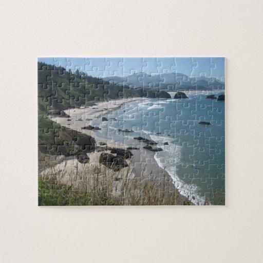 Puzzle Oregon Coast