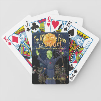 Puzzle Palace of Doom Bicycle Playing Cards