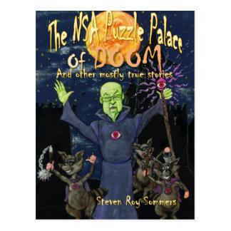 Puzzle Palace of Doom Postcard