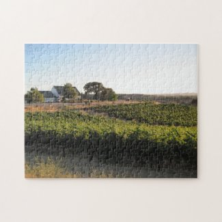 Puzzle: Penman Springs Vineyard in Paso Robles Jigsaw Puzzles