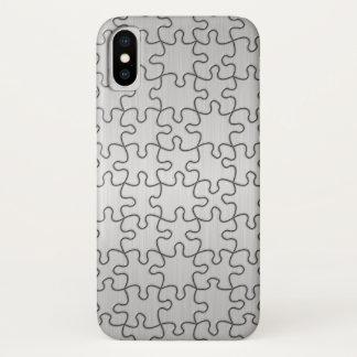 Puzzle Phone iPhone X Case