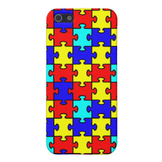 puzzle piece iphone cover case for iPhone 5