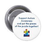 puzzle piece, Support Autism Awarenessand put t... Pin
