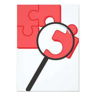 Puzzle Pieces Invitations