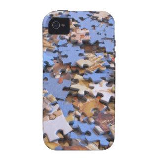 Puzzle Pieces iPhone 4 Case