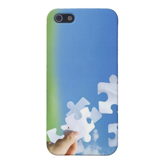 Puzzle Pieces iPhone Cover
