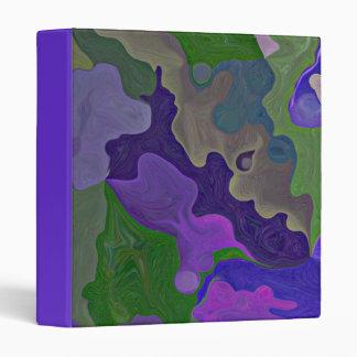 puzzle pieces notebook binder