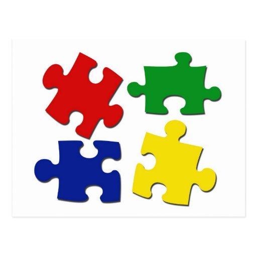 Puzzle Pieces | New Calendar Template Site