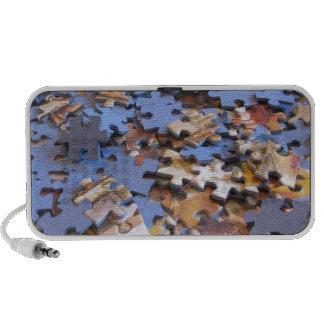 Puzzle Pieces Mini Speaker