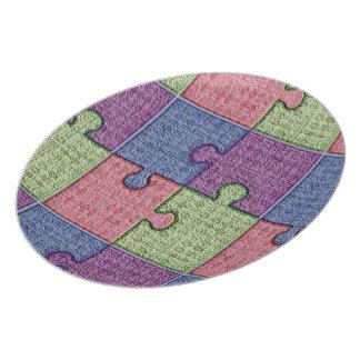 Puzzle Plates