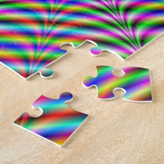Puzzle  Psychedelic Web