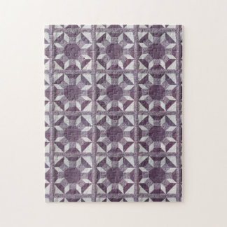 Puzzle - Quilt pattern - Spools of Thread