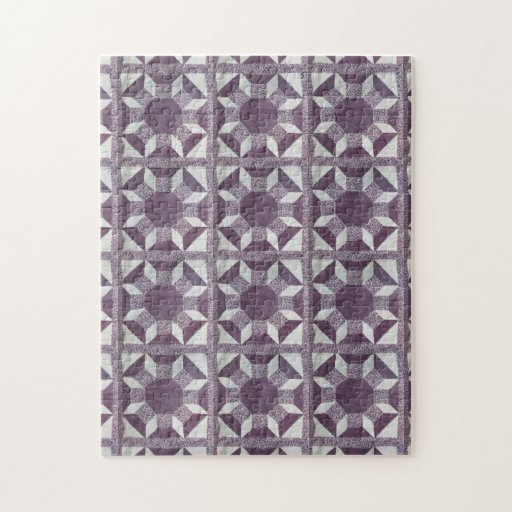 Quilting Thread Patterns : Puzzle - Quilt pattern - Spools of Thread Zazzle