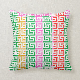 PUZZLE QUIZ Question Club Throw Pillow
