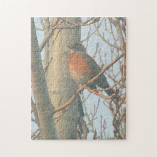 Puzzle - Robin in Tree