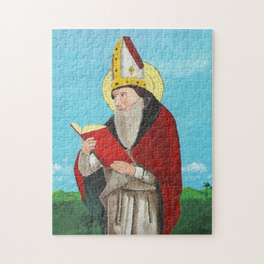 Puzzle Saint Augustine of Hippo