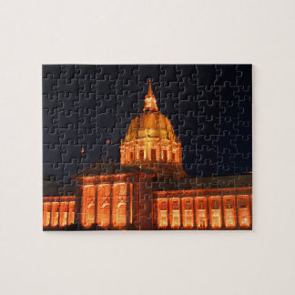 Puzzle - San Francisco Celebrating