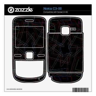 Puzzle Decal For The Nokia C3-00