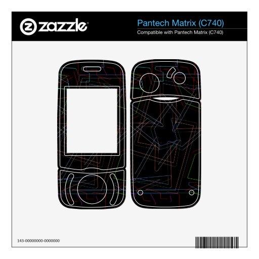 Puzzle Skins For Pantech Matrix