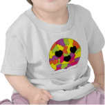 Puzzle Skull Baby T-shirt