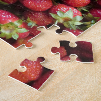 Puzzle - Summer Strawberries