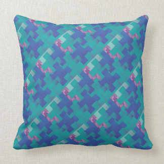 Puzzle TBV Throw Pillow