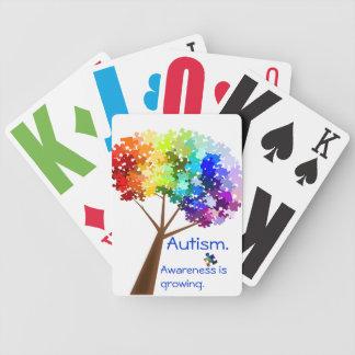 Puzzle Tree Autism Awareness Cards Card Deck