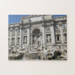 Puzzle--Trevi Fountain Jigsaw Puzzle