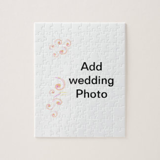 Puzzle Wedding Stationary Light Curl set