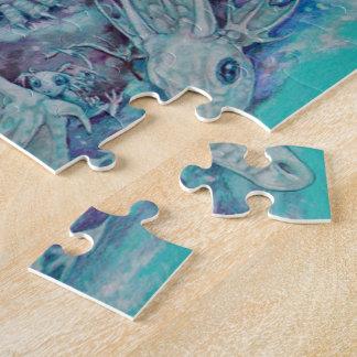 Puzzle - Winter Dragon