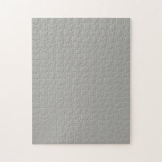 Puzzle with Pastel Gray Background