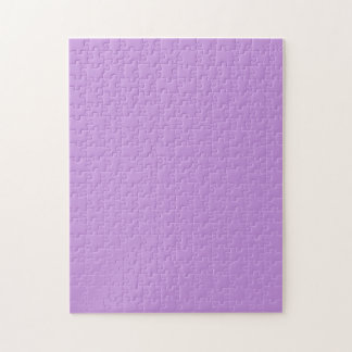 Puzzle with Pastel Lavender Background
