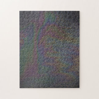 Puzzle With Prism Design