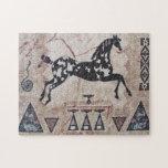 Puzzle--Woven Pony