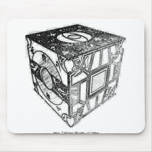 PuzzleBox 1 mousepad