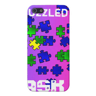 Puzzled? Ask! I-Phone Case