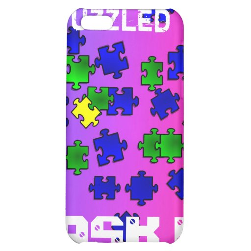 Puzzled? Ask! I-Phone Case iPhone 5C Covers