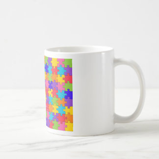 Puzzled Collection Coffee Mug