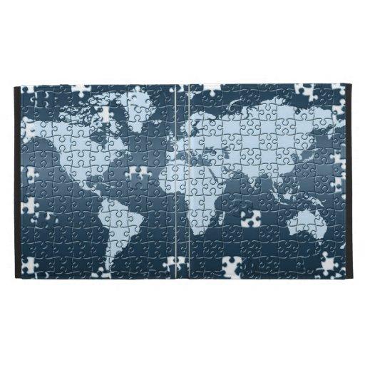 Puzzled iPad Cases
