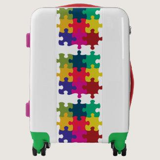 Puzzled Luggage