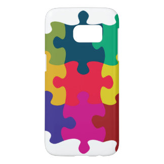 Puzzled Samsung Galaxy S7 Case