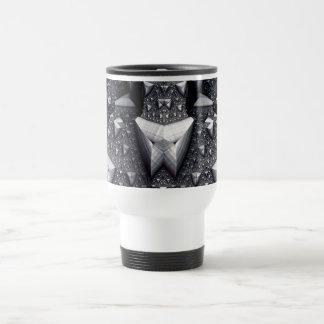 Puzzled Travel Mug