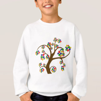 Puzzled Tree of Life Sweatshirt
