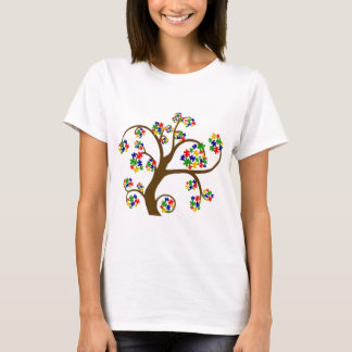 Puzzled Tree of Life T-Shirt