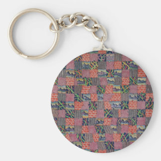 Puzzled Two Togetherness Keychain