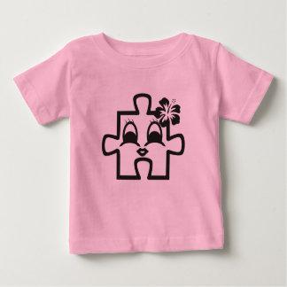 Puzzleine Babyshirt Baby T-Shirt