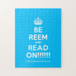[Crown] be reem and read on!!!!!!  Puzzles