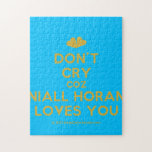 [Two hearts] don't cry coz niall horan loves you  Puzzles