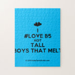 [Two hearts] i #love b5 hot tall boys that melt  Puzzles