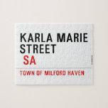 Karla marie STREET   Puzzles